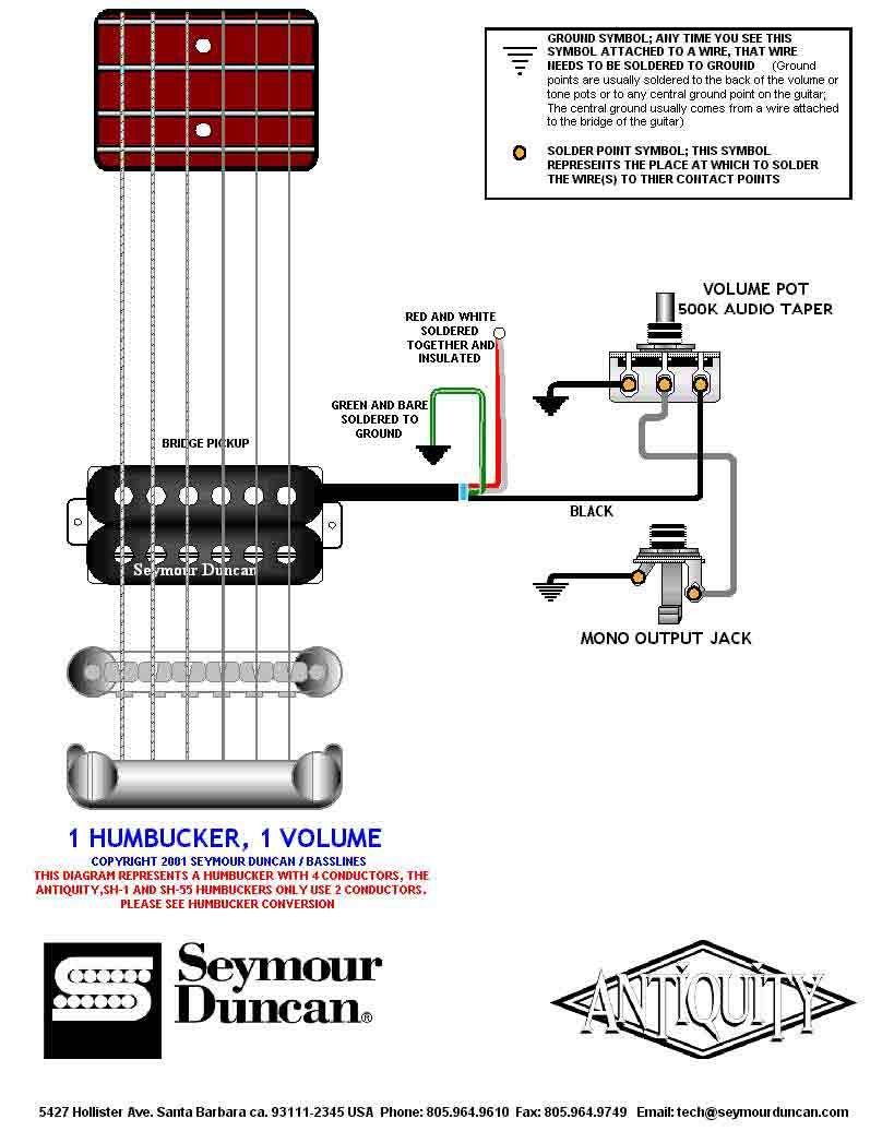 humbucker wiring diagram wires attached to 4 wiring diagram ebook rh arketipotest it