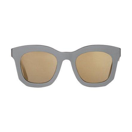 Stella McCartney Square-Frame Oversize Sunglasses at Barneys.com
