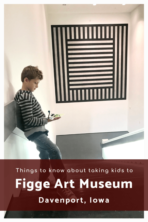 Figge Art Museum And Kids Iowa Travel Midwest Travel Travel Usa