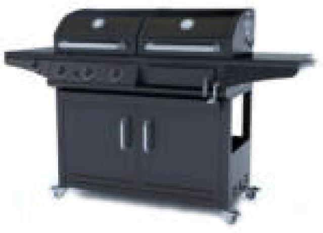 Char Broil Combination Gas Charcoal Grill Review Model 463724511