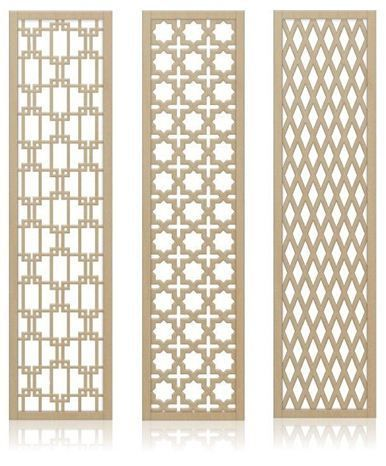 Breaking news Crestview Doors introduces 6 decorative midcentury