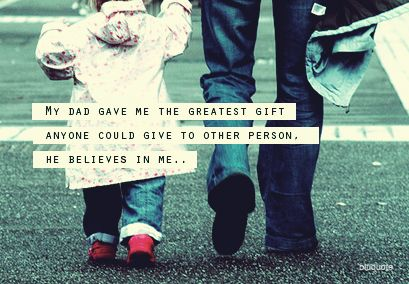 A father's love for his daughter can be a very powerful thing.