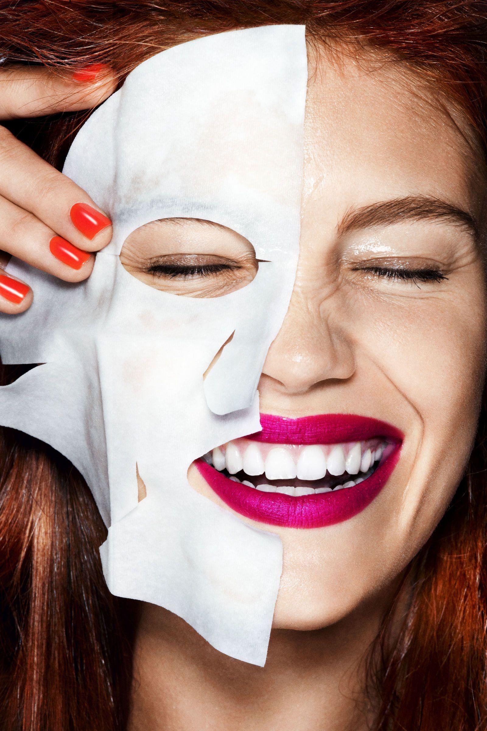 Image result for paper sheet masks