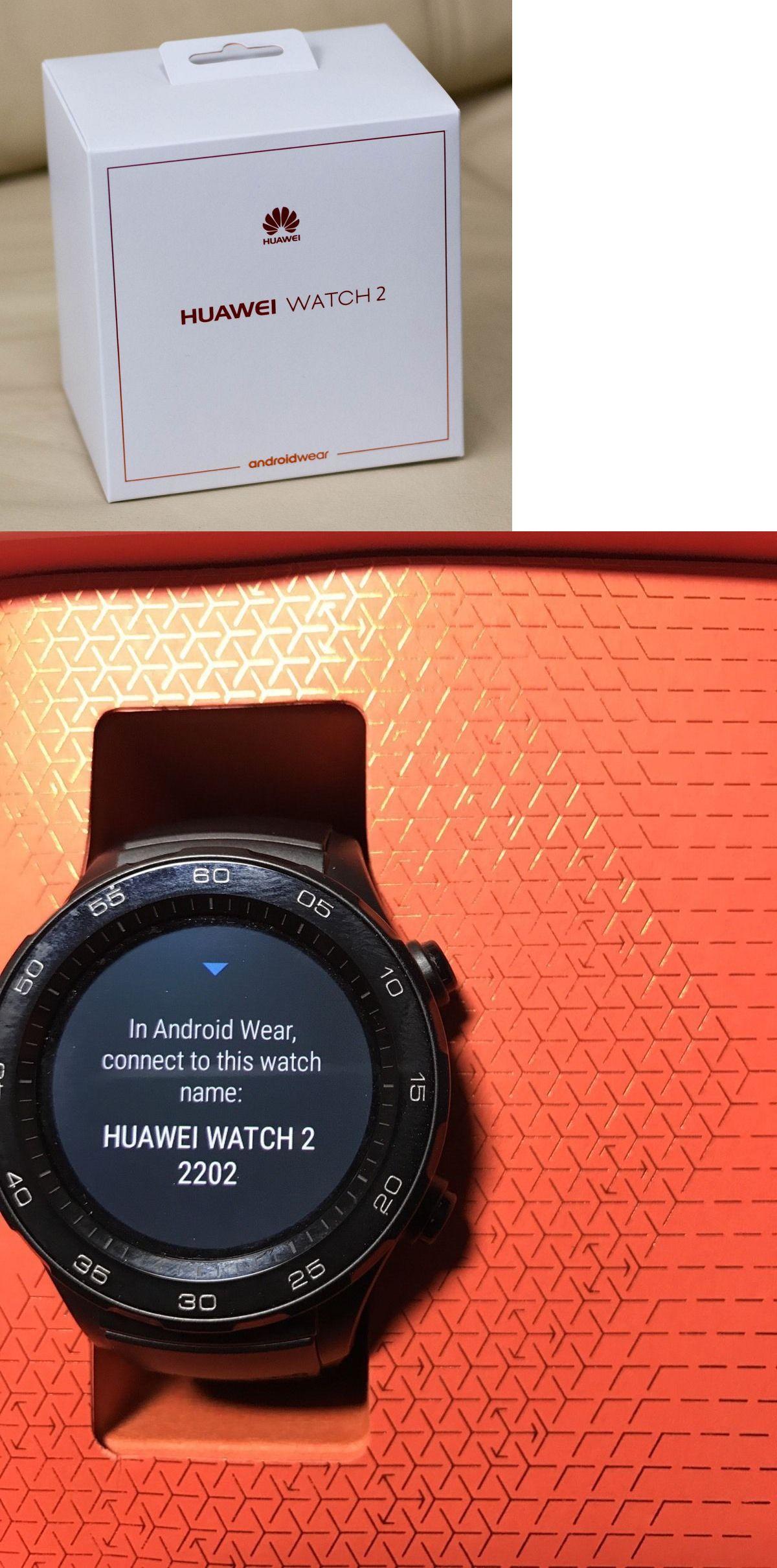 Smart Watches 178893: Huawei Watch 2 Smartwatch For