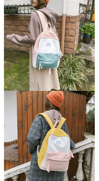 Cute Vintage Retro Style Student Backpack School Bags from KoKo Fashion Trendy Outfits