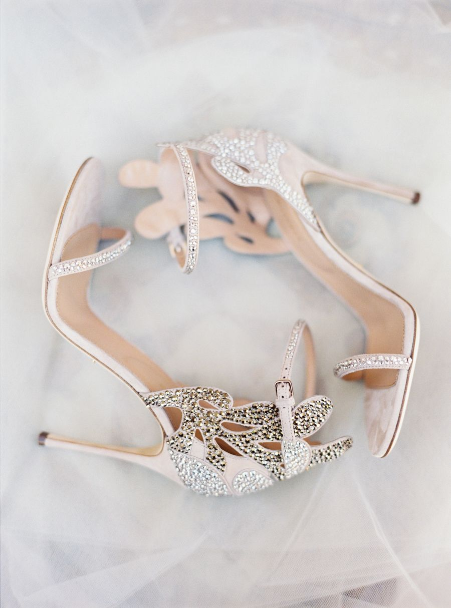 2a01bf4b7b59 100 wedding shoes you ll never want to take off! Photography  Jessica Burke