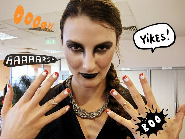 The Treasure Chest: My Halloween Face