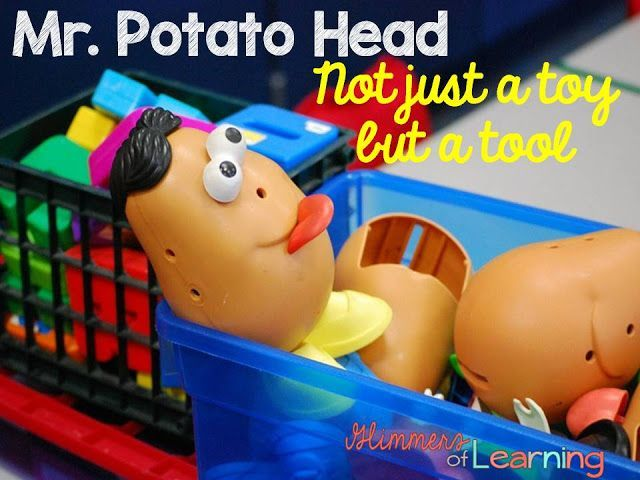 Mr Potato Head As A Learning Tool Pediatric Physical