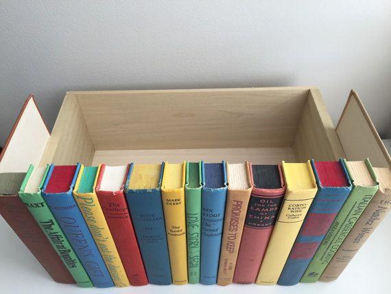 Αποτέλεσμα εικόνας για diy faux book box