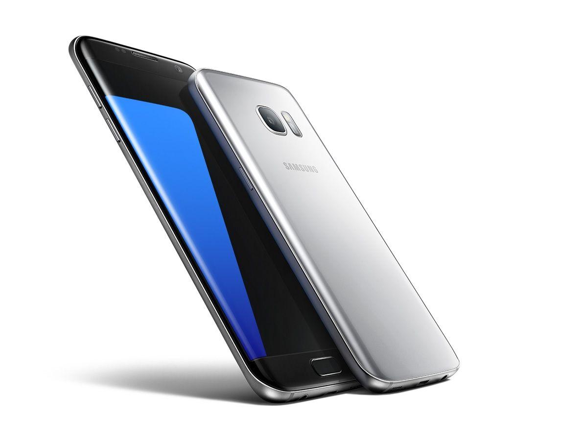 Samsung Galaxy S7, En İyi Ekrana Sahip Telefon Seçildi  #Samsung #GalaxyS7