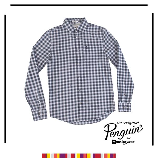 ¿Sabes cómo combinar una camisa a cuadros? Con lo que tú quieras. Encuentra la tuya con @Penguin #SinRiesgoNoHayModa