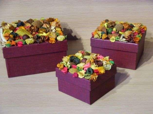 Favoloso Idee per decorare le scatole di cartone | festa | Pinterest  OF06