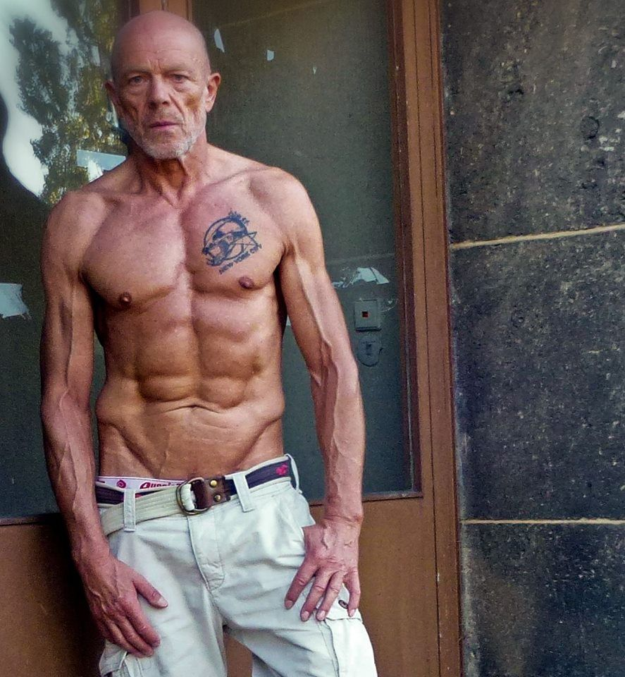 Sexy 60 year old men