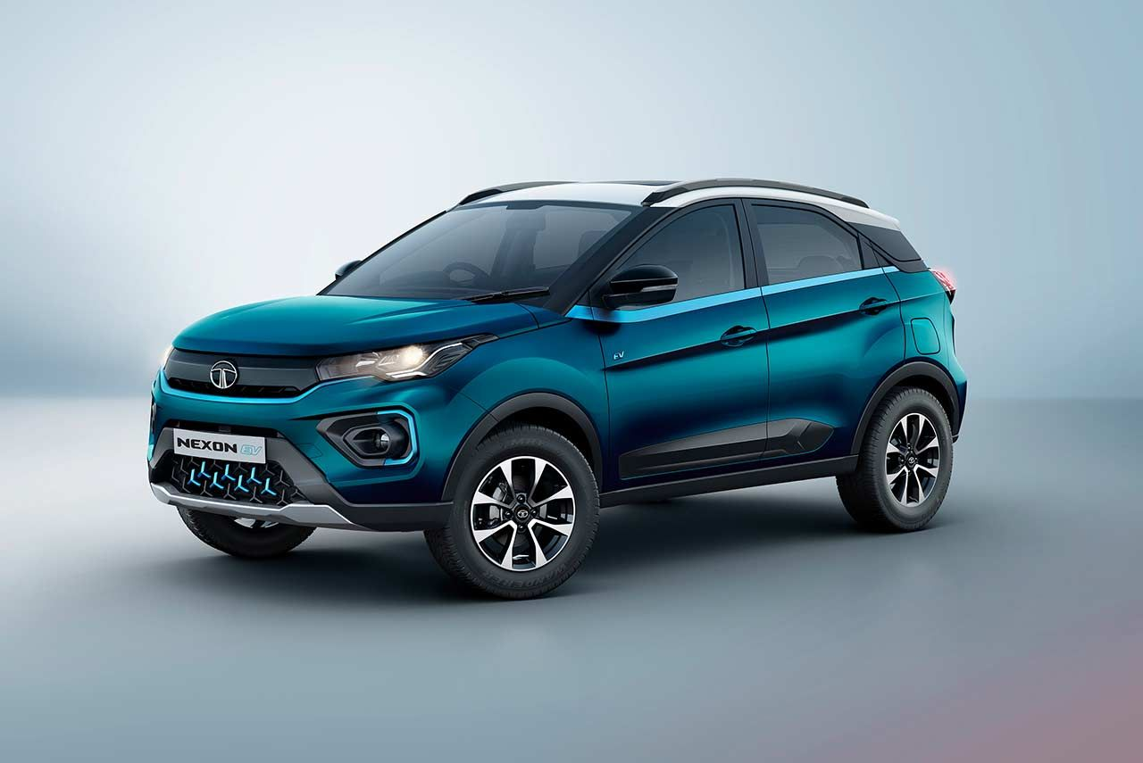 Tata Motors Has Unveiled The Nexon Ev Scheduled To Be Launched In