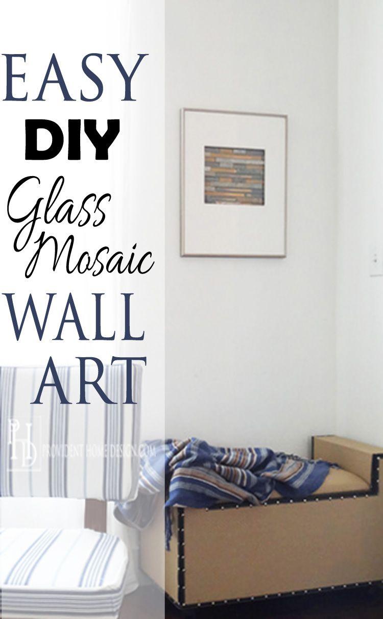 Diy Mosaic Tile Wall Art Mosaic Diy Dyi Wall Art Tile Wall Art