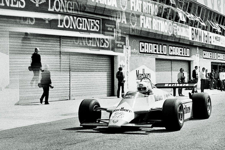 2. Gran Premio S. Marino – Imola, 23.4.1982 (prove) | Alcide Boaretto Photographer