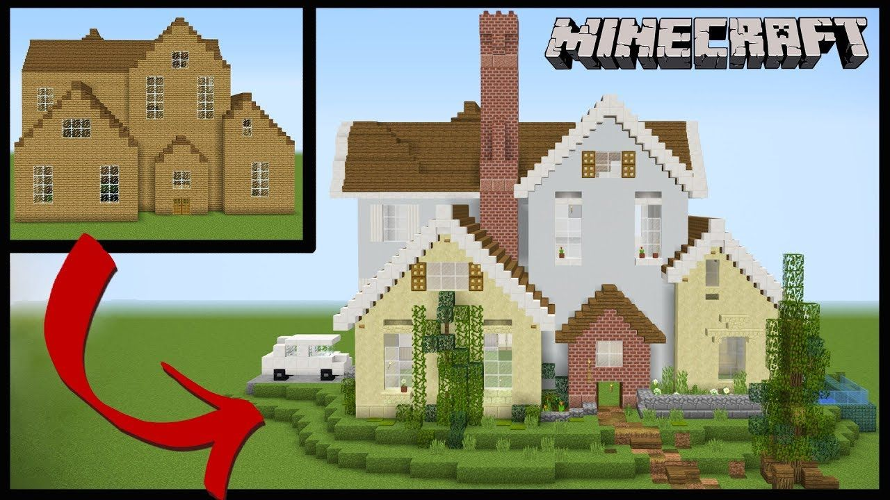 35 Small Ways To Improve Your Minecraft House Minecraft Houses