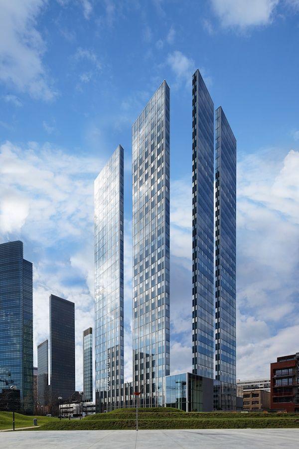 The Art Of Surrealist Architecture Skyscrapers Modern