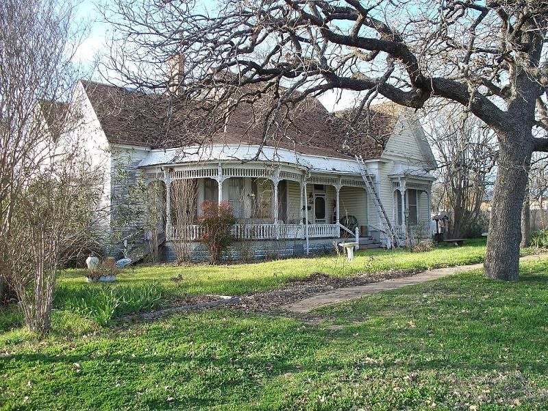 Victorian Home for sale in Texas Old farm houses