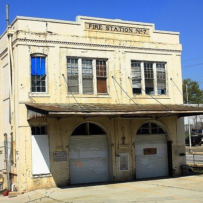 old atlanta fire station TAKE A PICTURE Pinterest