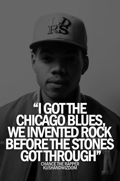 Chance The Rapper Quotes Chance The Rapper Rapper Rap