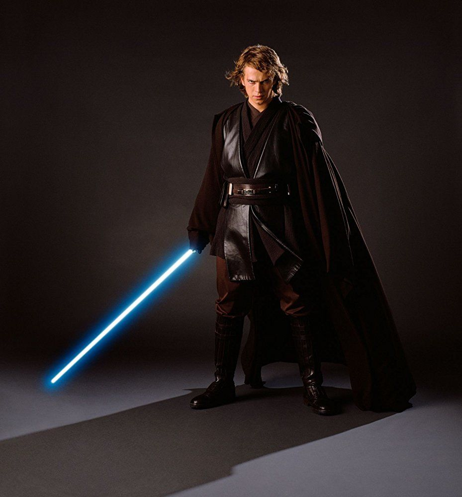 Star Wars Episode Iii Revenge Of The Sith 2005 Photo Gallery Imdb Star Wars Anakin Star Wars Light Saber Anakin Skywalker