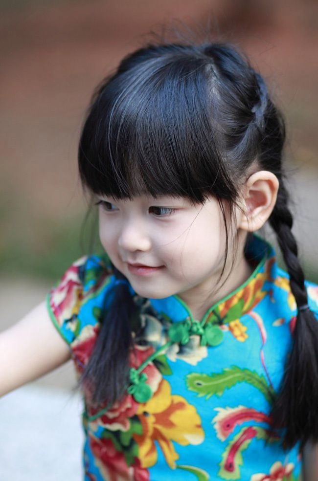 Buy Free Shipping Baby Girls Summer Cotton Linen Chongsam Dress Kids