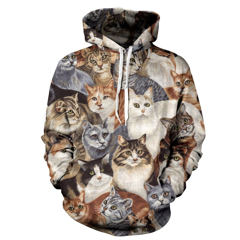 Women's Clothing, Hoodies & Sweatshirts,Fashion Drawstring