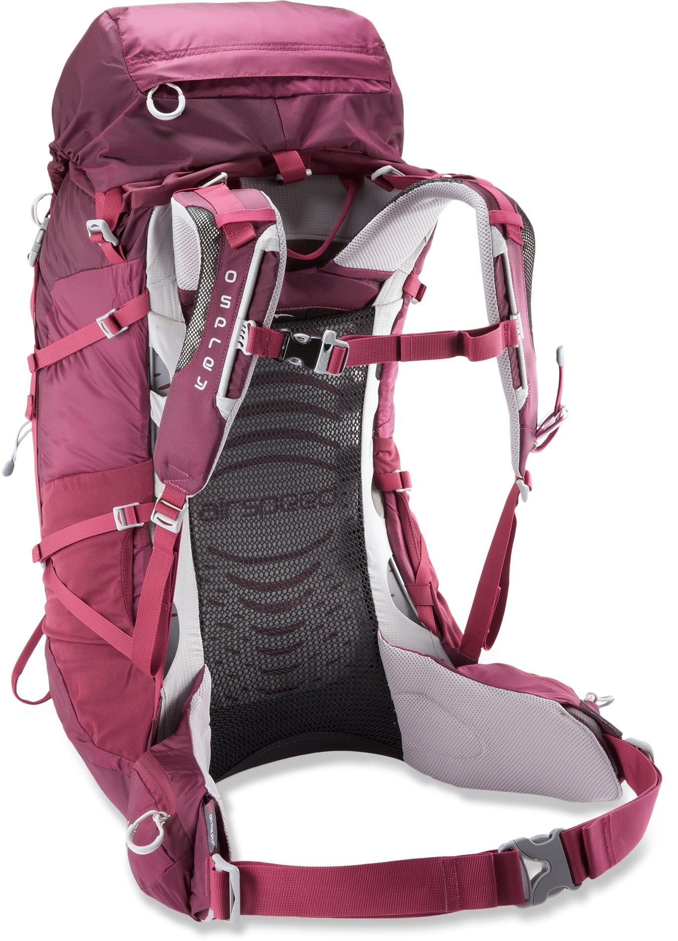 Osprey womens leather gloves - Osprey Aura 50 Pack Women S Rei Com