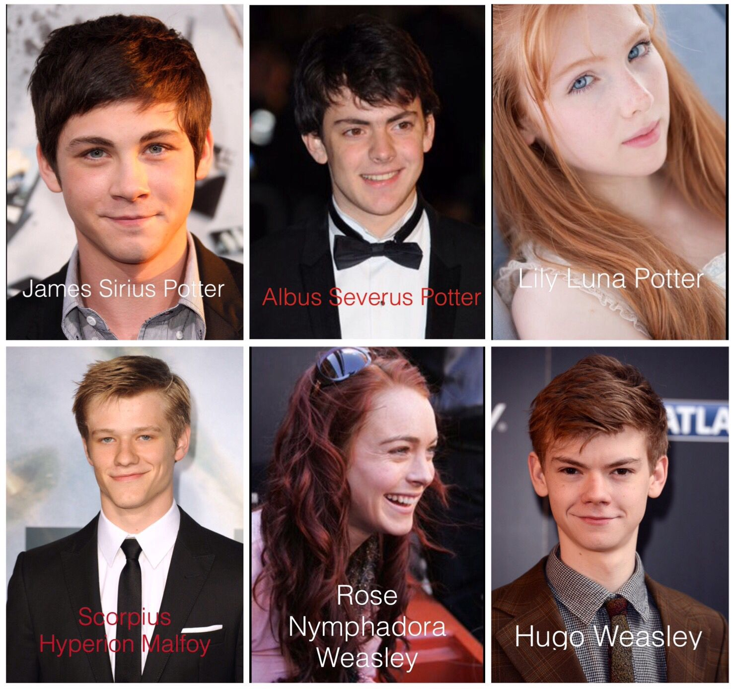 Actors For The Harry Potter Next Generation James Sirius Potter Harry Potter Harry Potter Next Generation
