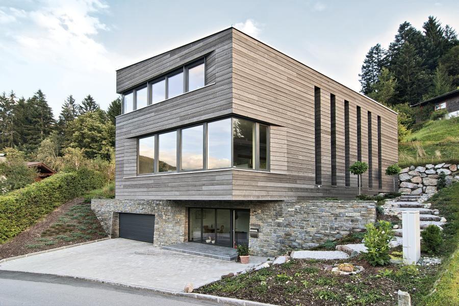 Architektur Warum Sich Der Hausbau Mit Holz Wieder Lohnt Welt Architektur Haus Bauen Baustil