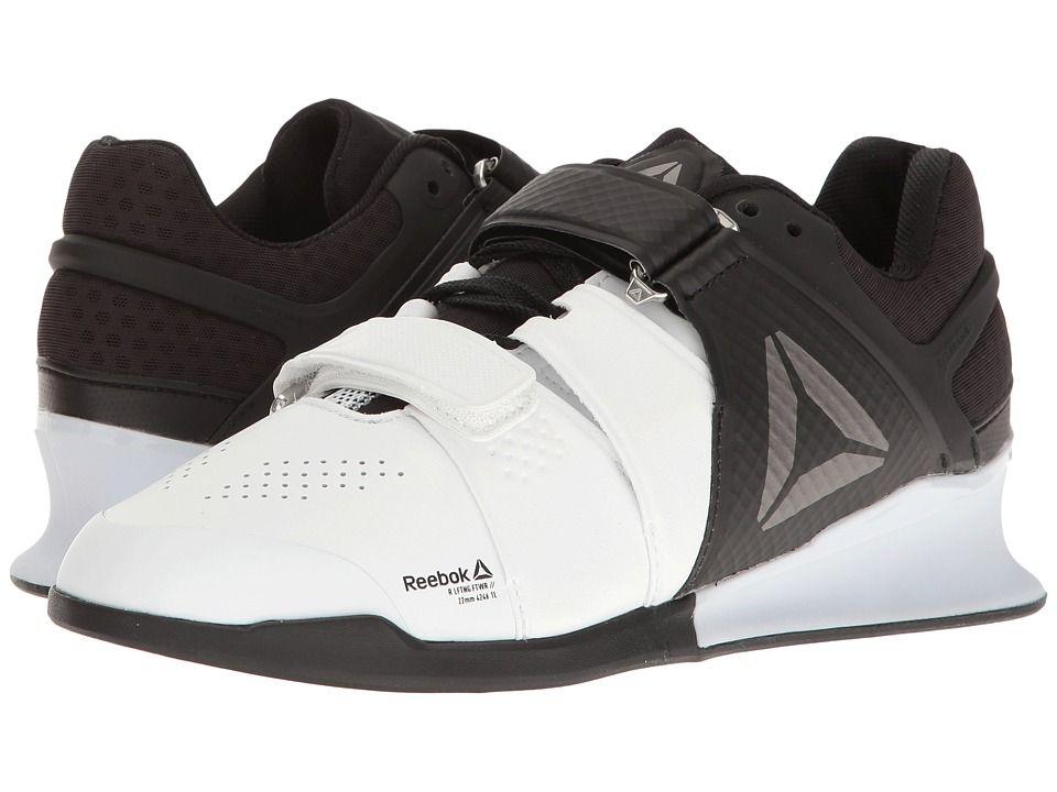 Reebok Legacy Lifter Women's Cross Training Shoes White/Black/Pewter