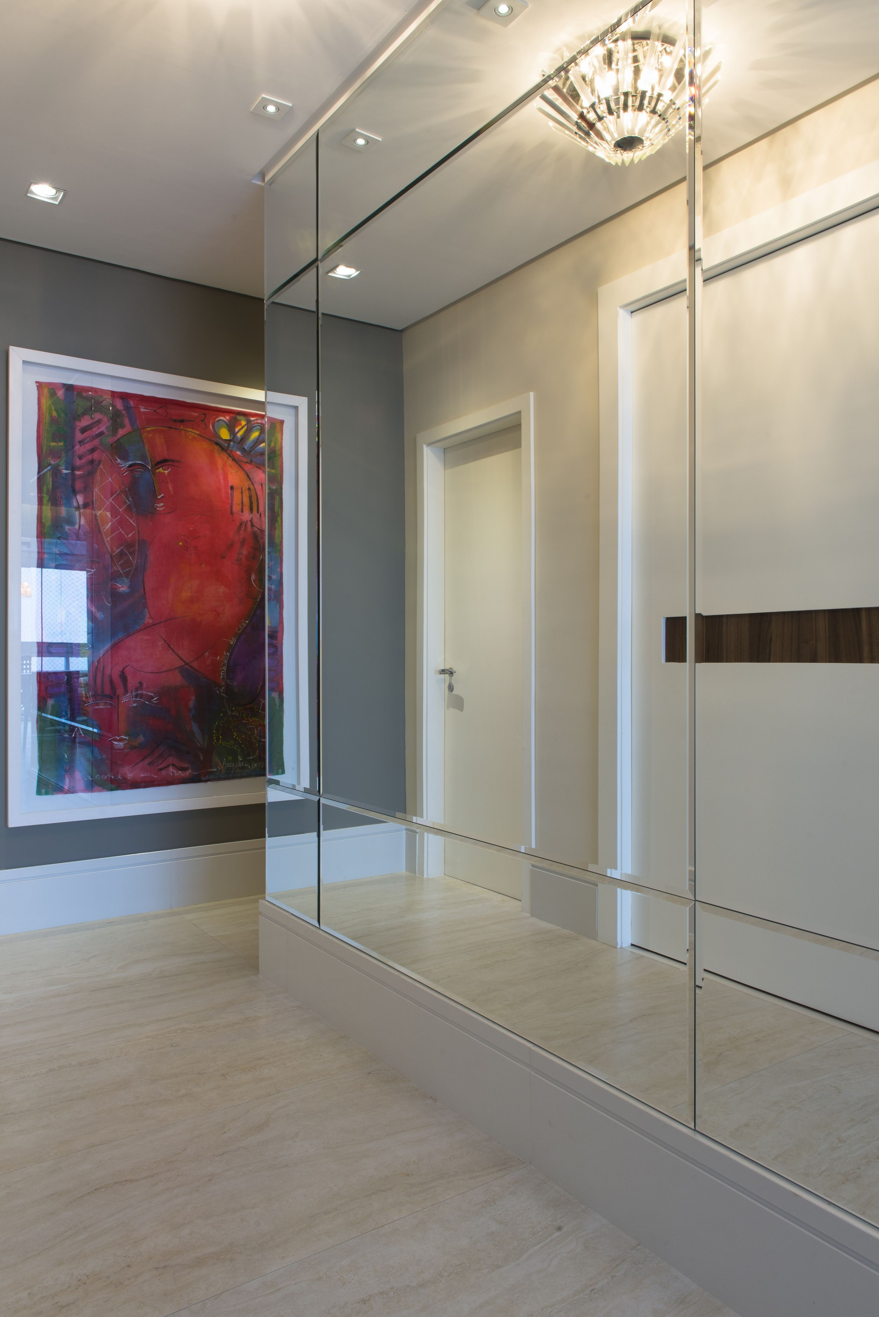 Entrance Hall, Entrance Decor, Mirrors, Arquitetura, Apartments, Shape, Home Entrance
