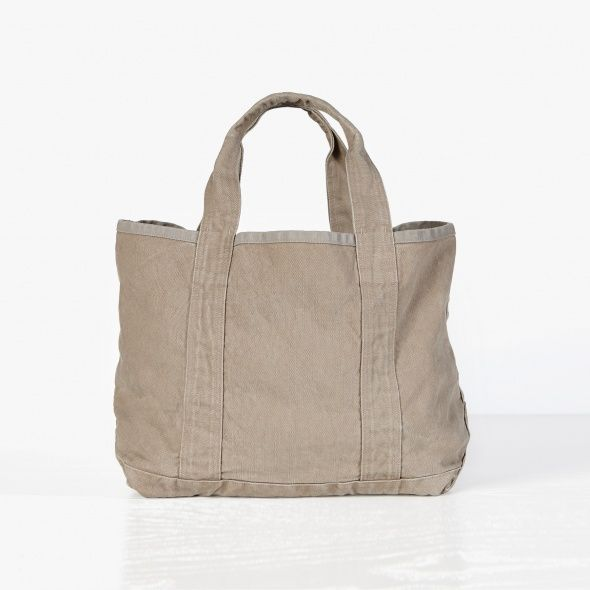 JAMES PERSE SMALL CANVAS TOTE. #jamesperse #bags #canvas #tote ...