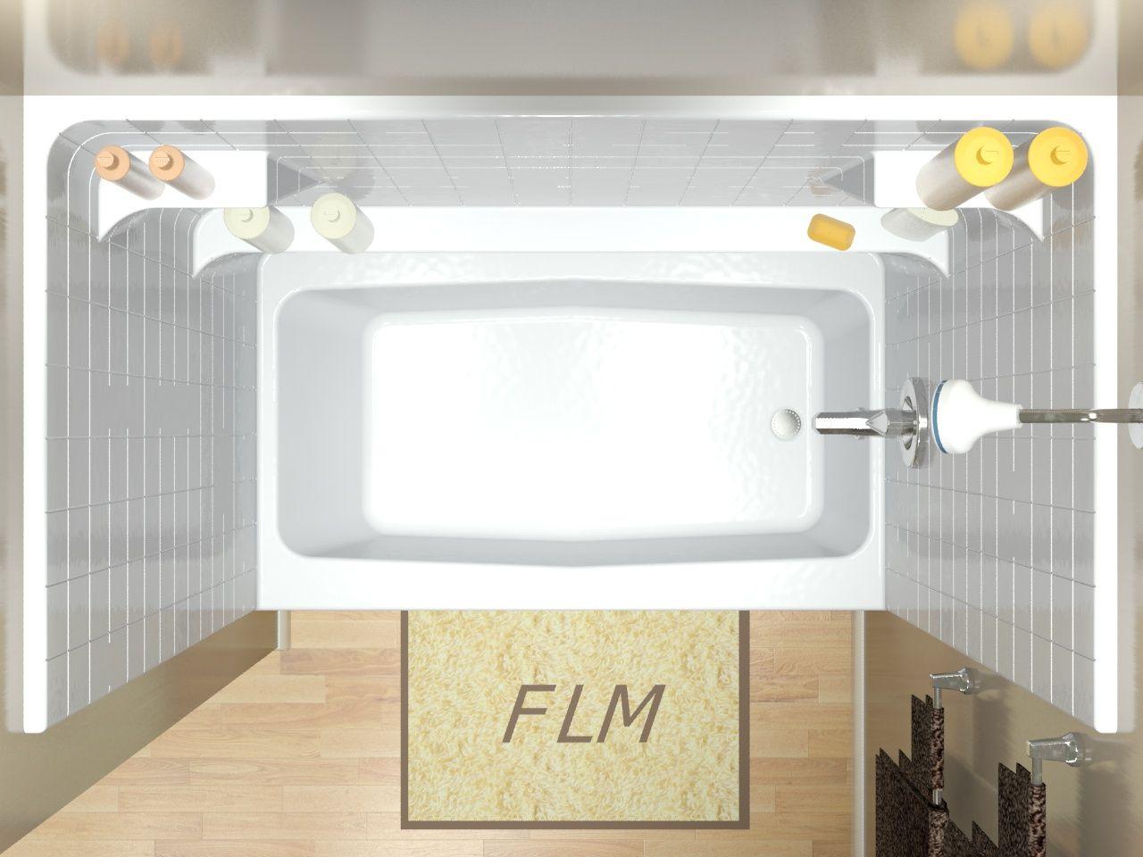 TT 603677 or 79 L | Diamond Tub & Showers | Beach house | Pinterest ...