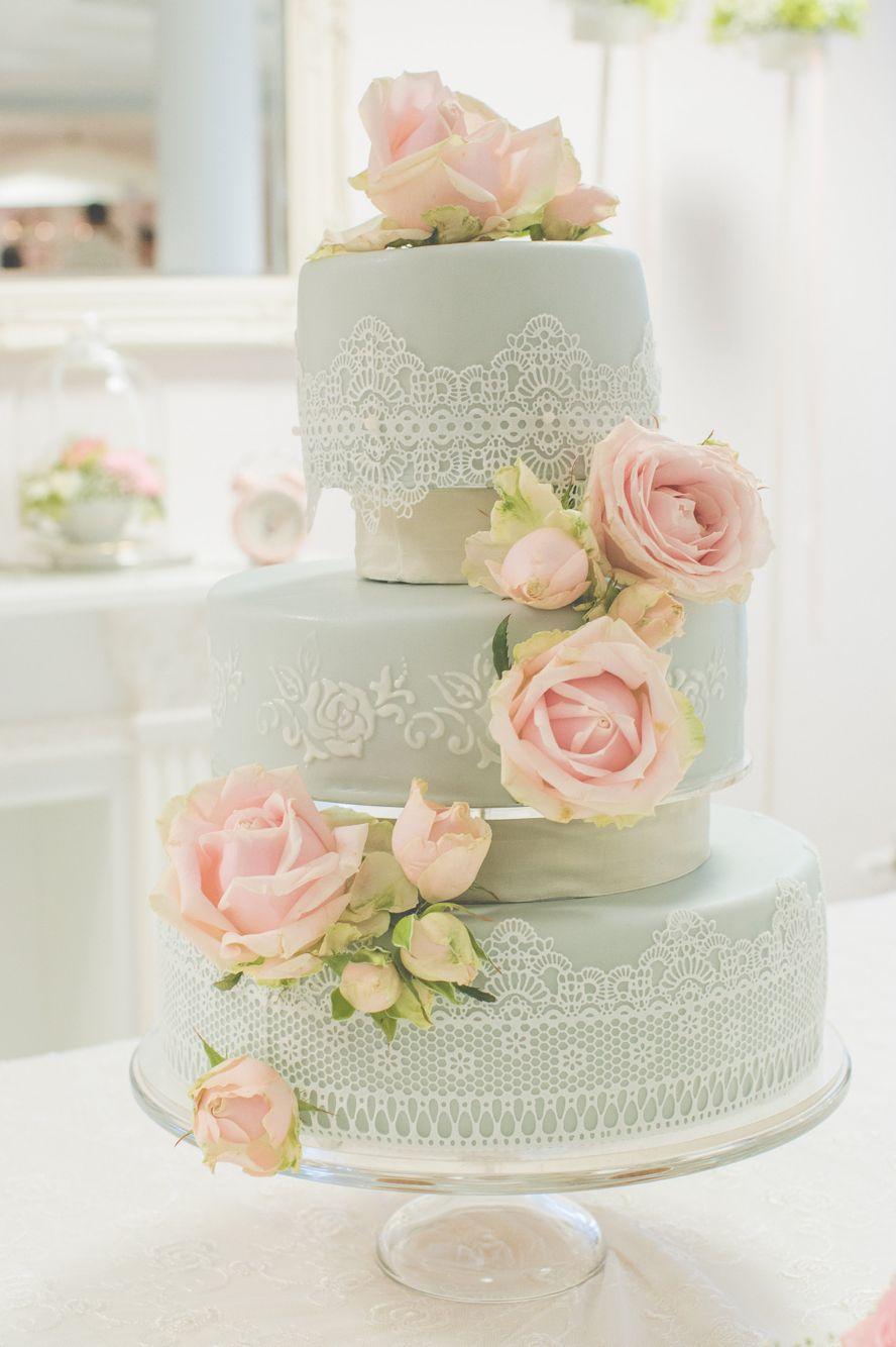 Hochzeitstorte hochzeit pinterest hochzeitstorte kuchen und torten - Hochzeitstorte dekorieren ...