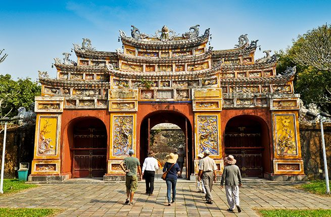 Fodor's Go List 2015. VIETNAM Come for historic but fast-changing cities and stunning landscapes—and fabulous food.