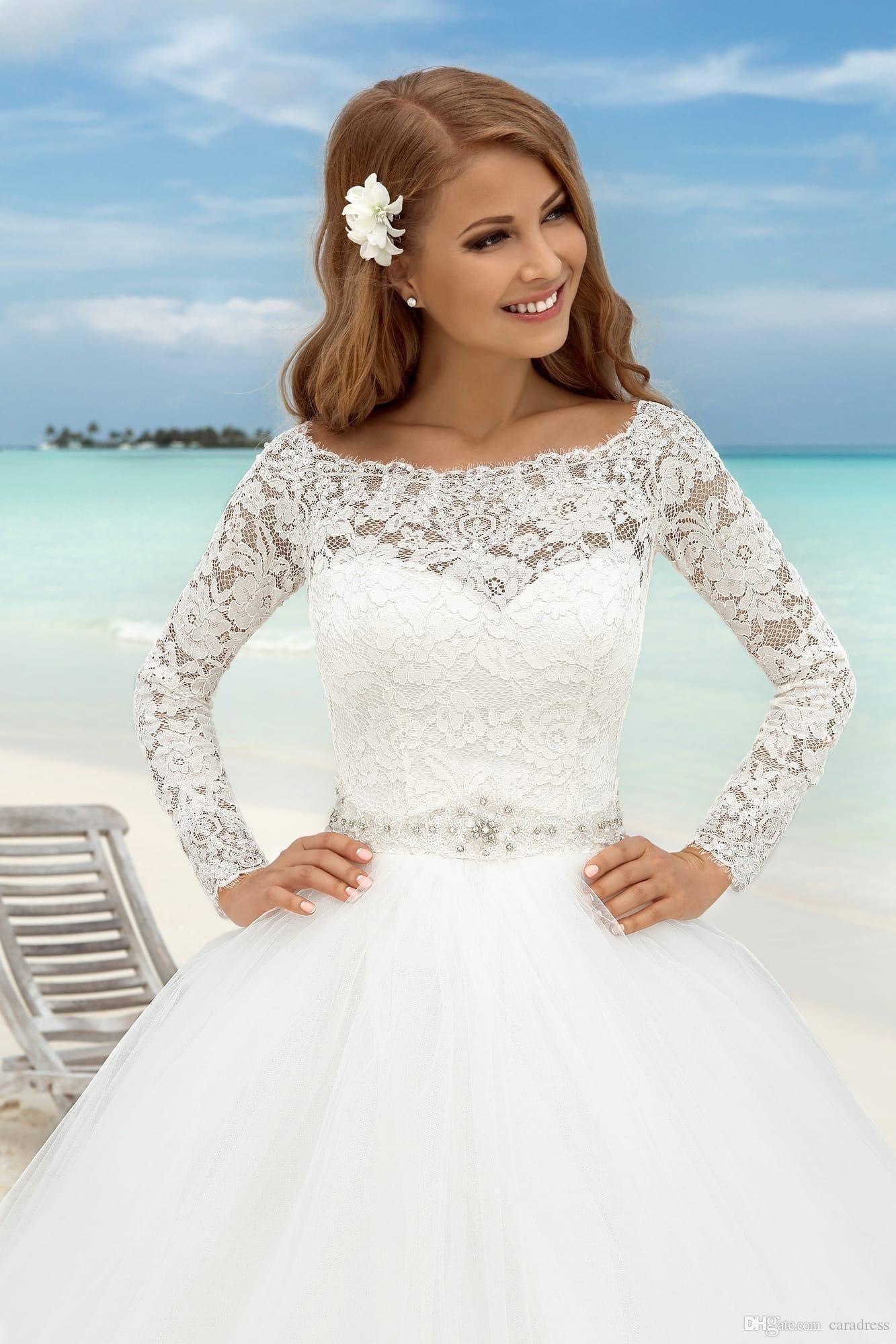 Brautkleid strand lang dein neuer kleiderfotoblog - Brautkleid bonprix ...