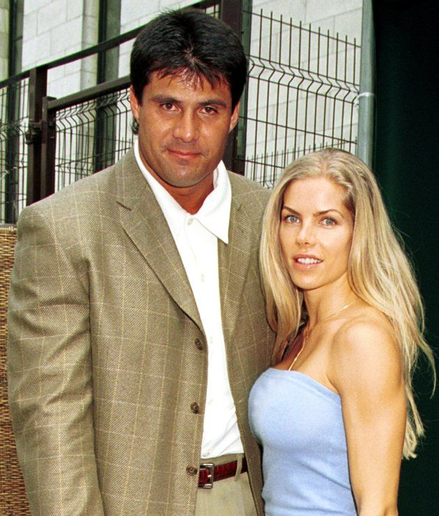 Image result for jose canseco and jessica
