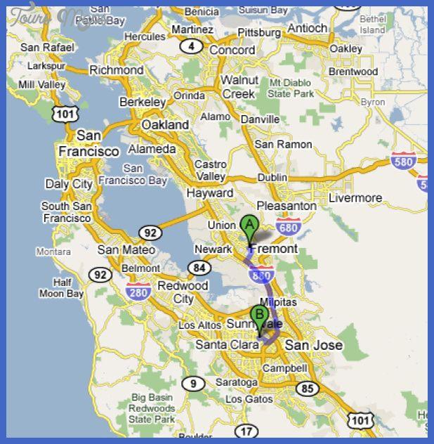 awesome San Jose Metro Map Tours Maps Pinterest