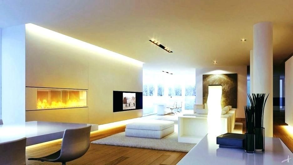 Lighting Solutions For Dark Rooms Minimalist Living Room Design