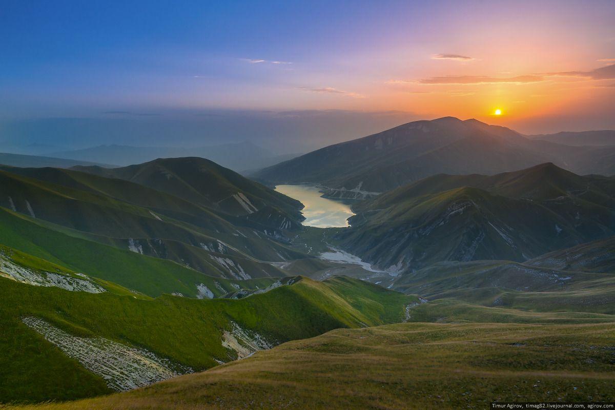 Картинка анимация, природа кавказа фото самые красивые места