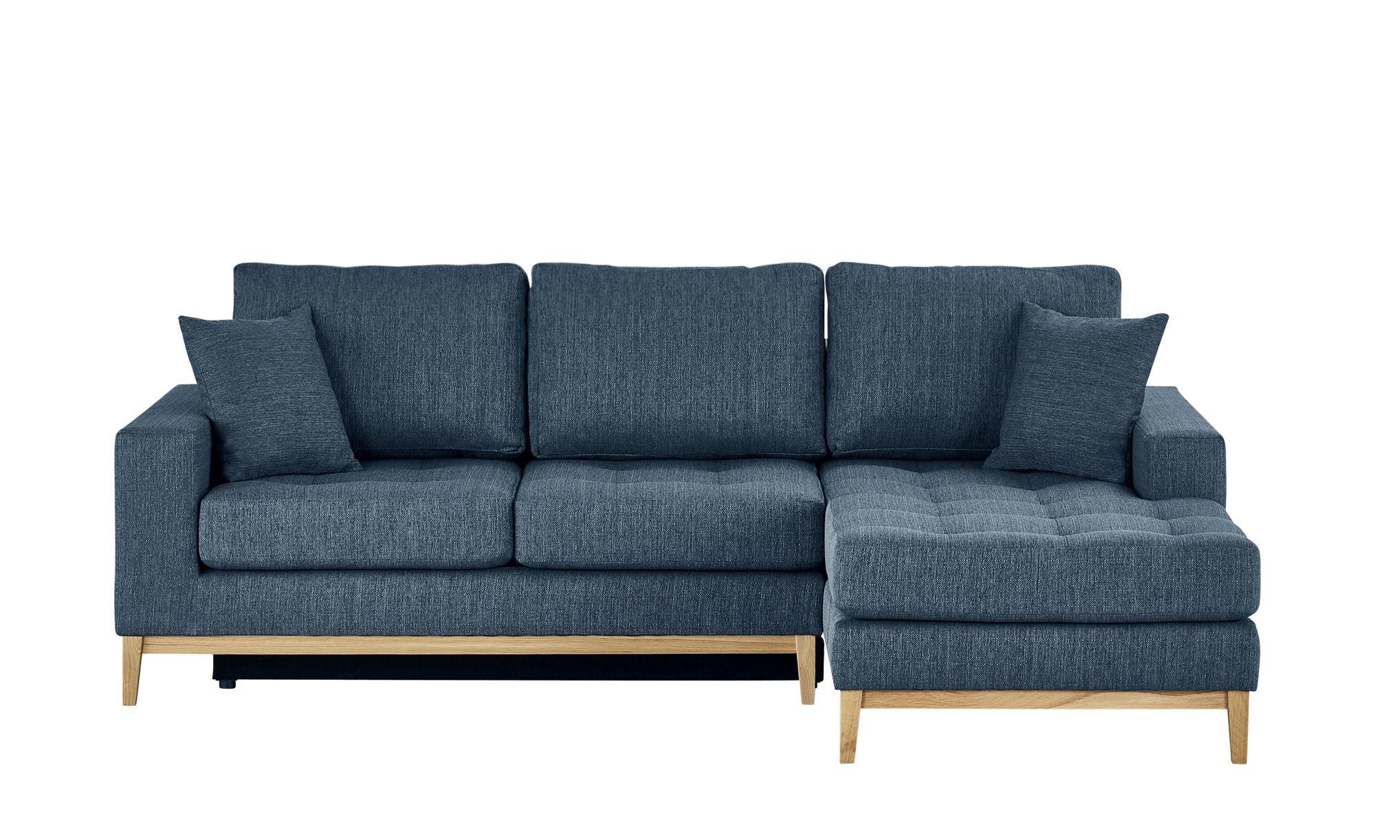 Switch Ecksofa Blau Flachgewebe Tulsa Sofa Big Sofa Kaufen Und Ecksofa
