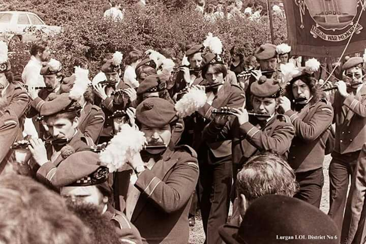 Craigavon Protestant Boys Flute Band 1977/78