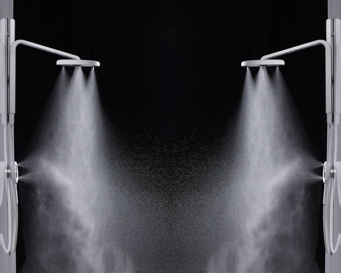Nebia Shower Better Experience 70 Less Water By Nebia