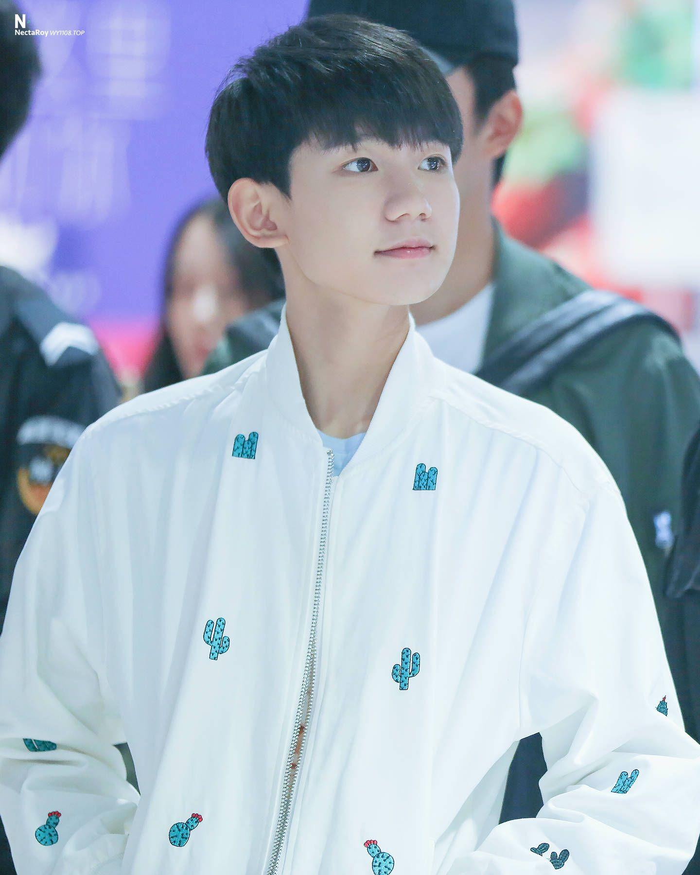 Wangyuan #WY #roy #王源 #หวังหยวน #tfboys #boyhood