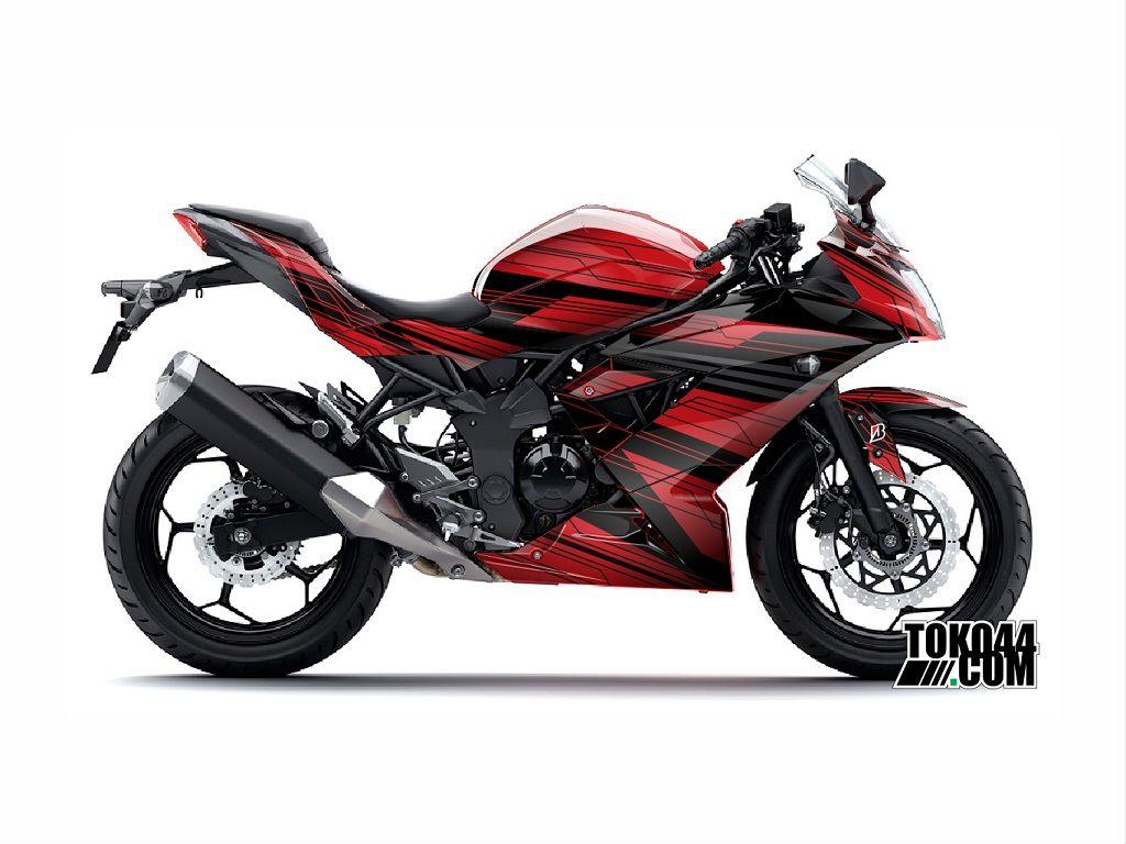 72 best Decal Sticker Ninja RR Mono 250   Modifikasi Kawasaki Ninja