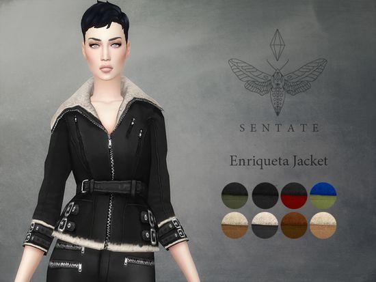 Sentate's Enriqueta Jacket
