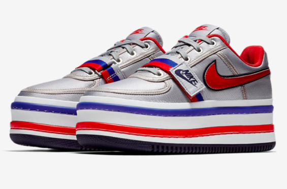 d9cc6850b58 Release Date  Nike WMNS Vandal 2K Double Stack The classic Nike Vandal is  updated this