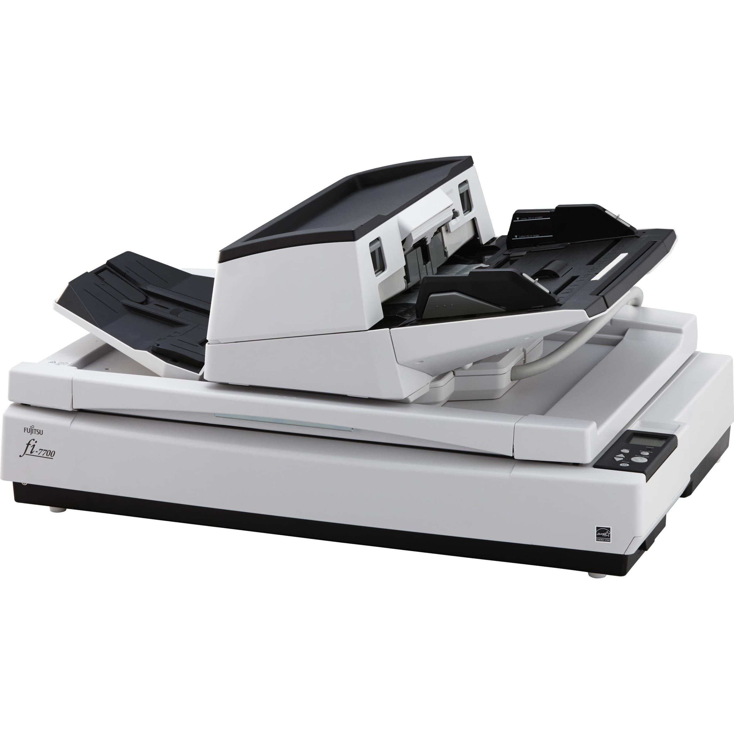 Fujitsu Fi 7700 Sheetfed Flatbed Scanner 600 Dpi Optical Printer Scanner Copier Printer Scanner Cool Bluetooth Speakers